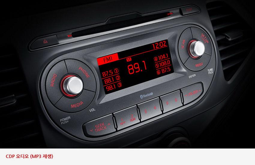 Kia Picanto facelift va debuta luna viitoare - Poza 34