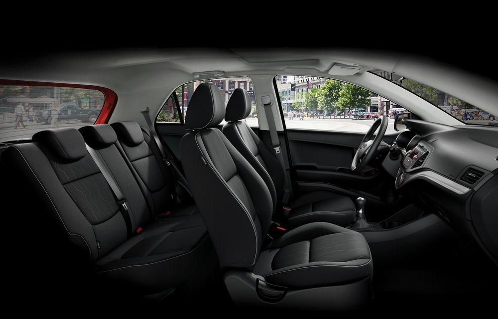 Kia Picanto facelift va debuta luna viitoare - Poza 15