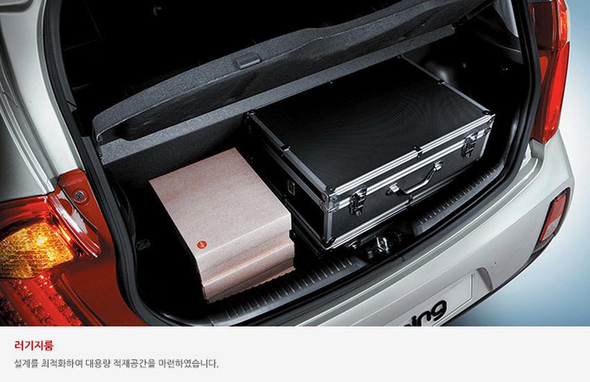 Kia Picanto facelift va debuta luna viitoare - Poza 31
