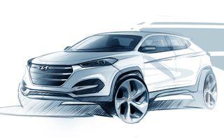 Hyundai revine la numele Tucson pentru înlocuitorul lui ix35