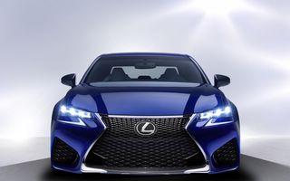 Lexus vine luna viitoare la Geneva cu un concept nou şi cu versiunea de serie a lui GS F