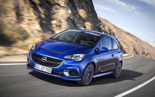 Opel Corsa OPC: 207 CP pentru cel mai puternic model din segment