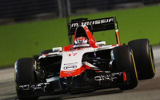 Marussia, aproape de a fi salvată pentru a concura în sezonul 2015