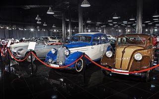 Galeria Ţiriac Collection va găzdui 200 de automobile clasice începând cu luna mai