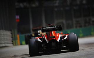 Force India a blocat accesul Marussiei în 2015 cu monopostul de anul trecut