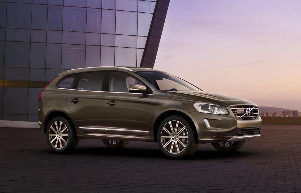 Volvo XC60, surpriza anului 2014 la vânzări în segmentul său: locul doi la nivel european - Poza 1