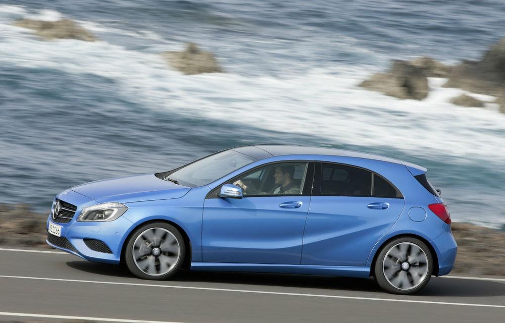 Vânzări premium ianuarie 2015: Audi şi Mercedes-Benz depăşesc BMW la nivel mondial - Poza 3