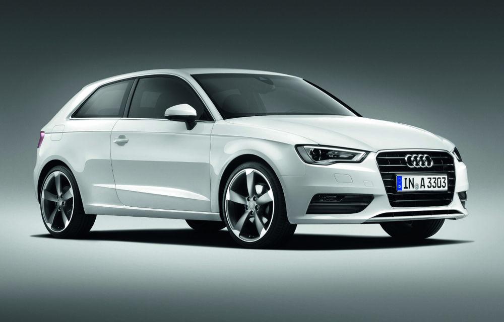 Vânzări premium ianuarie 2015: Audi şi Mercedes-Benz depăşesc BMW la nivel mondial - Poza 2