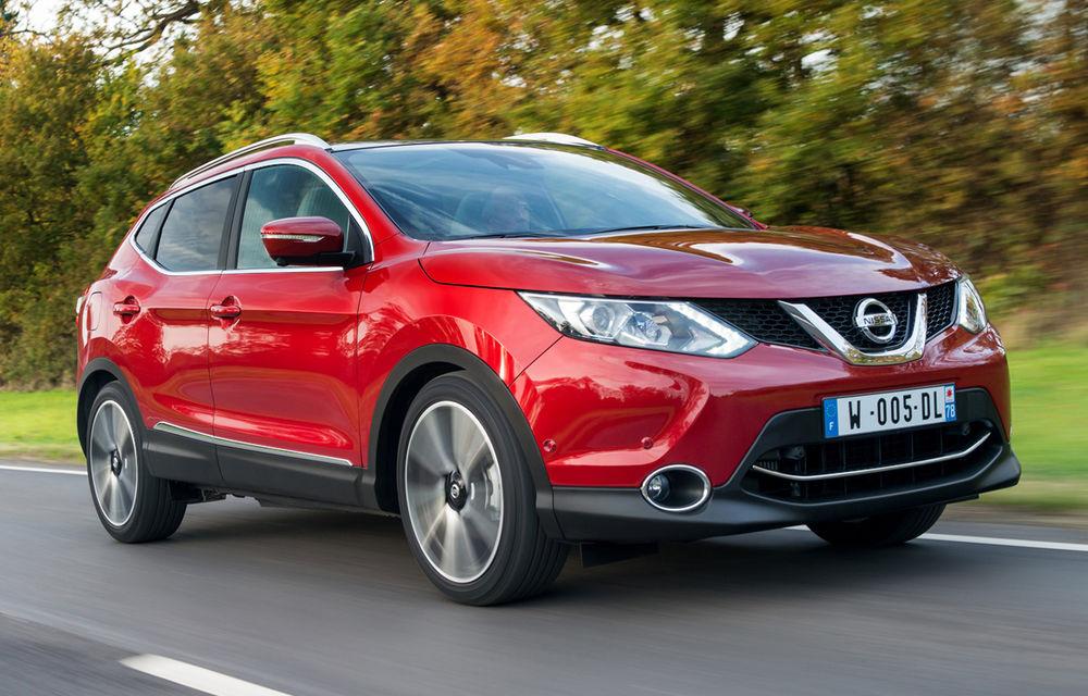 Cele mai vândute SUV-uri mici şi compacte din Europa: Nissan Qashqai şi Renault Captur domină clasamentele - Poza 2