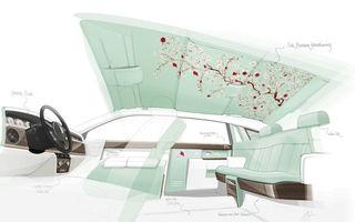 Rolls Royce Phantom Serenity, limuzina care promite cel mai luxos interior din lume