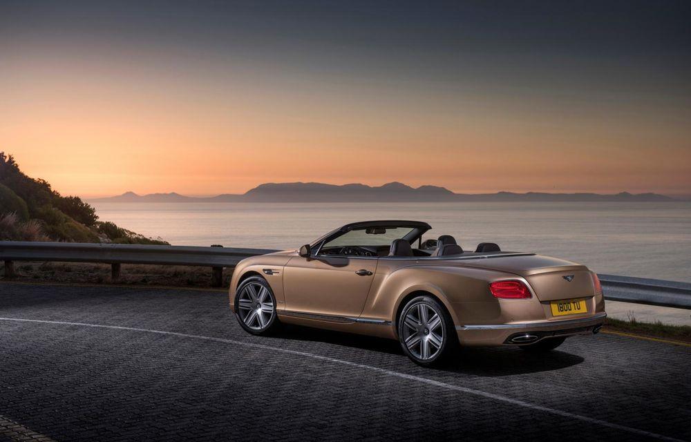 Bentley Continental GT şi Flying Spur primesc un facelift minor - Poza 28