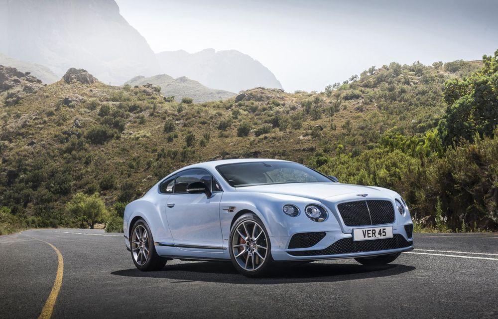 Bentley Continental GT şi Flying Spur primesc un facelift minor - Poza 6