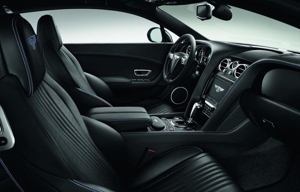 Bentley Continental GT şi Flying Spur primesc un facelift minor - Poza 5
