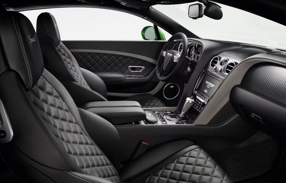Bentley Continental GT şi Flying Spur primesc un facelift minor - Poza 13