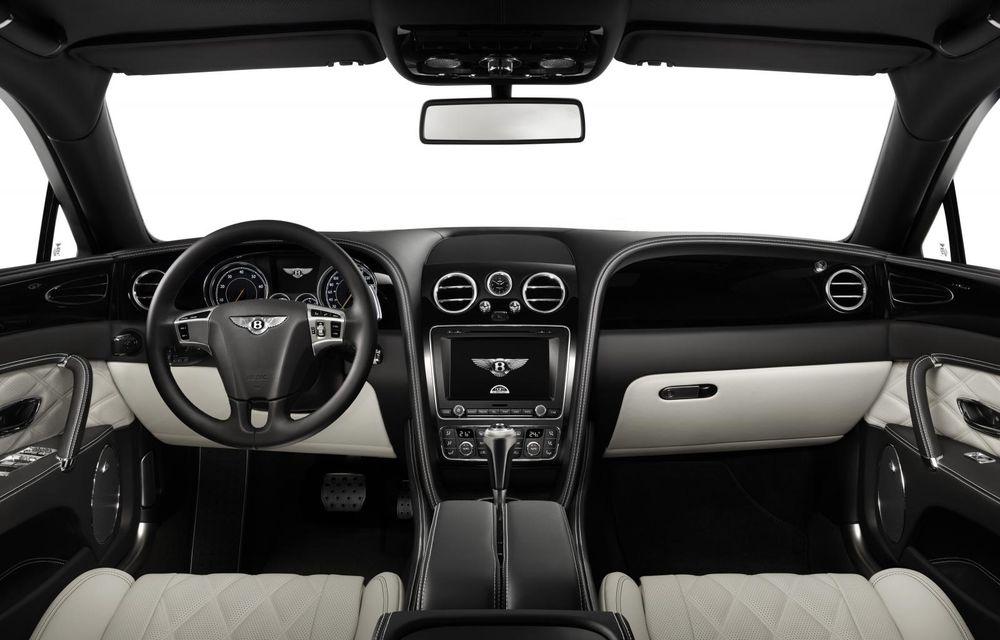 Bentley Continental GT şi Flying Spur primesc un facelift minor - Poza 18