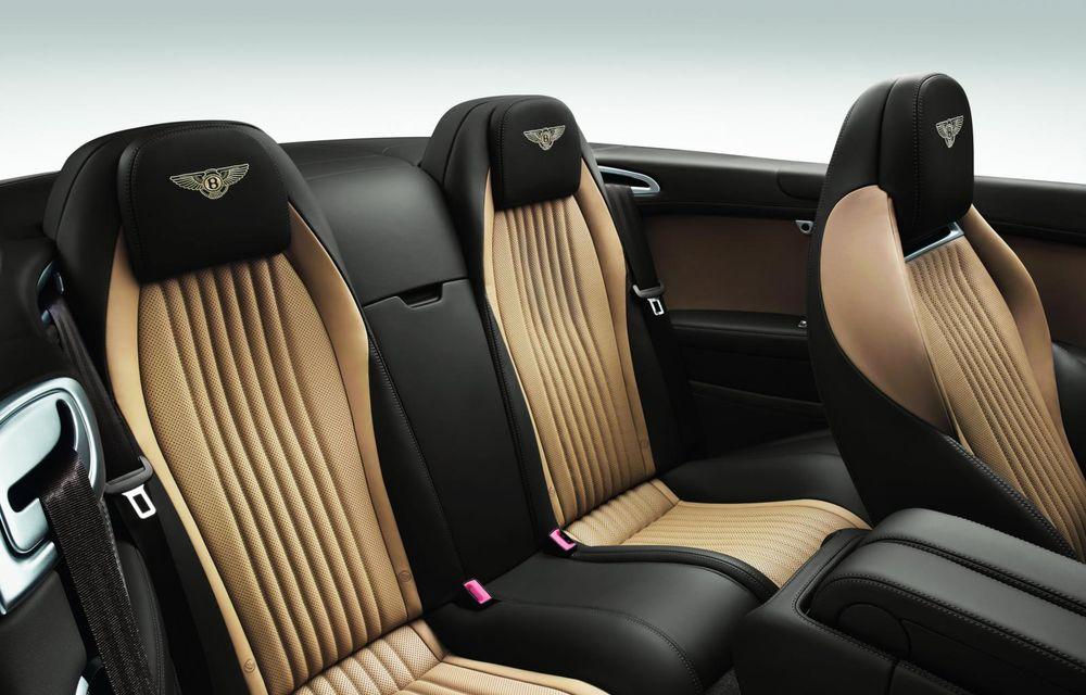Bentley Continental GT şi Flying Spur primesc un facelift minor - Poza 27