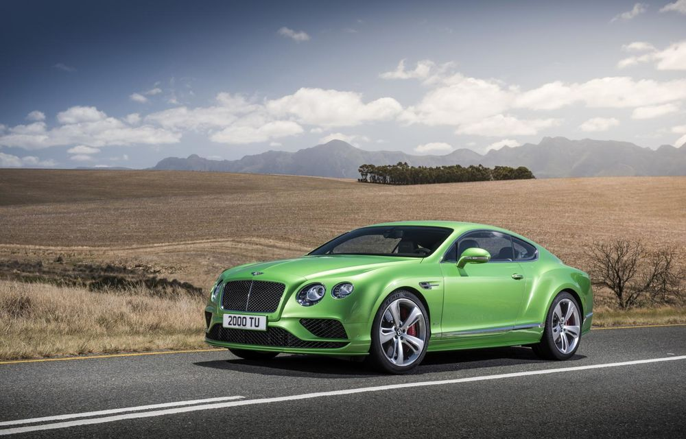 Bentley Continental GT şi Flying Spur primesc un facelift minor - Poza 3