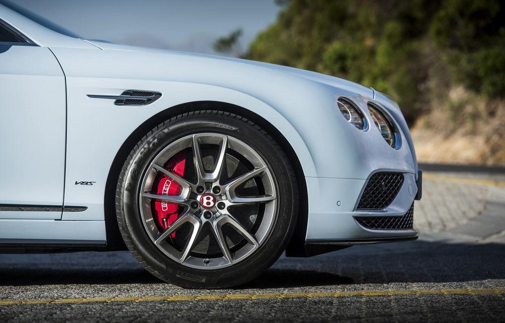 Bentley Continental GT şi Flying Spur primesc un facelift minor - Poza 24