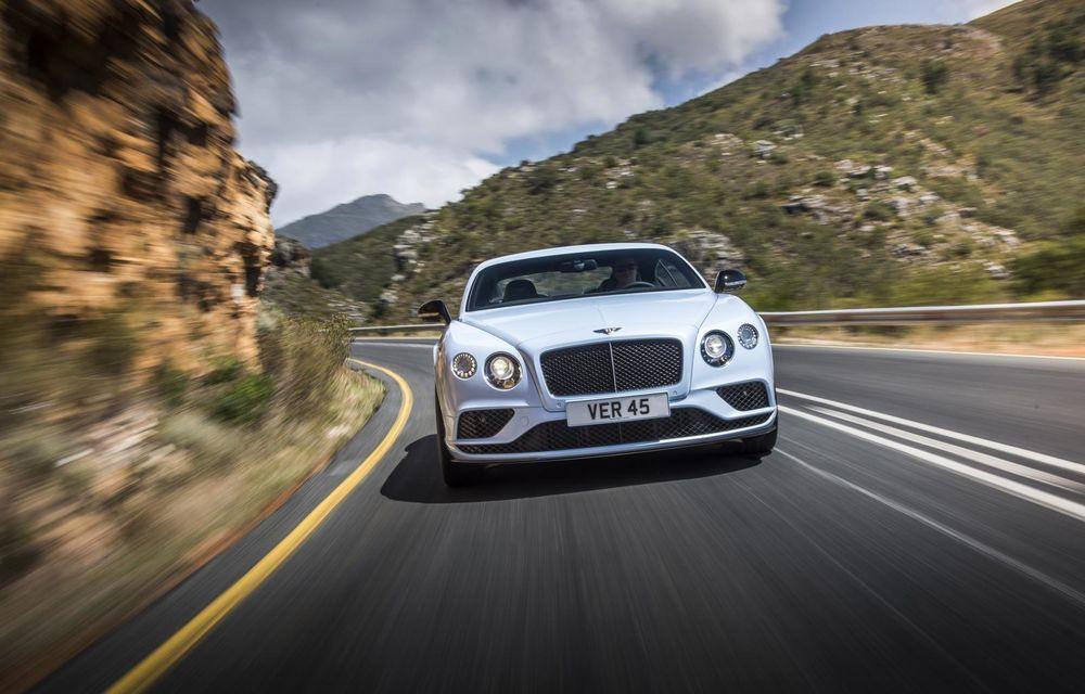 Bentley Continental GT şi Flying Spur primesc un facelift minor - Poza 25