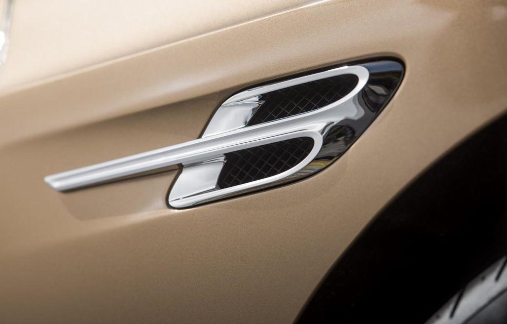 Bentley Continental GT şi Flying Spur primesc un facelift minor - Poza 21
