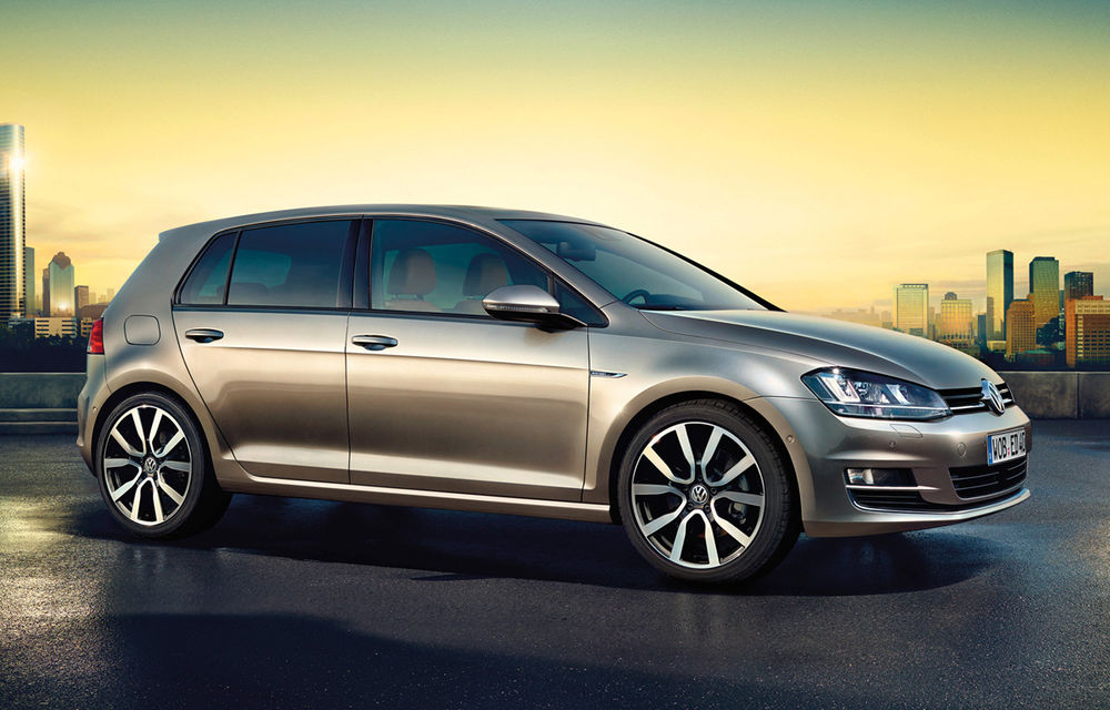 Maşinile preferate de europeni în ianuarie 2015: Golf, Polo şi Clio sunt în top - Poza 1