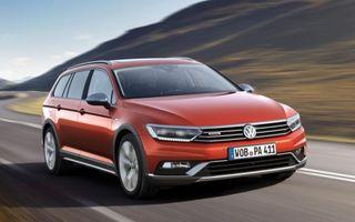 Volkswagen Passat Alltrack ajunge la a doua generaţie