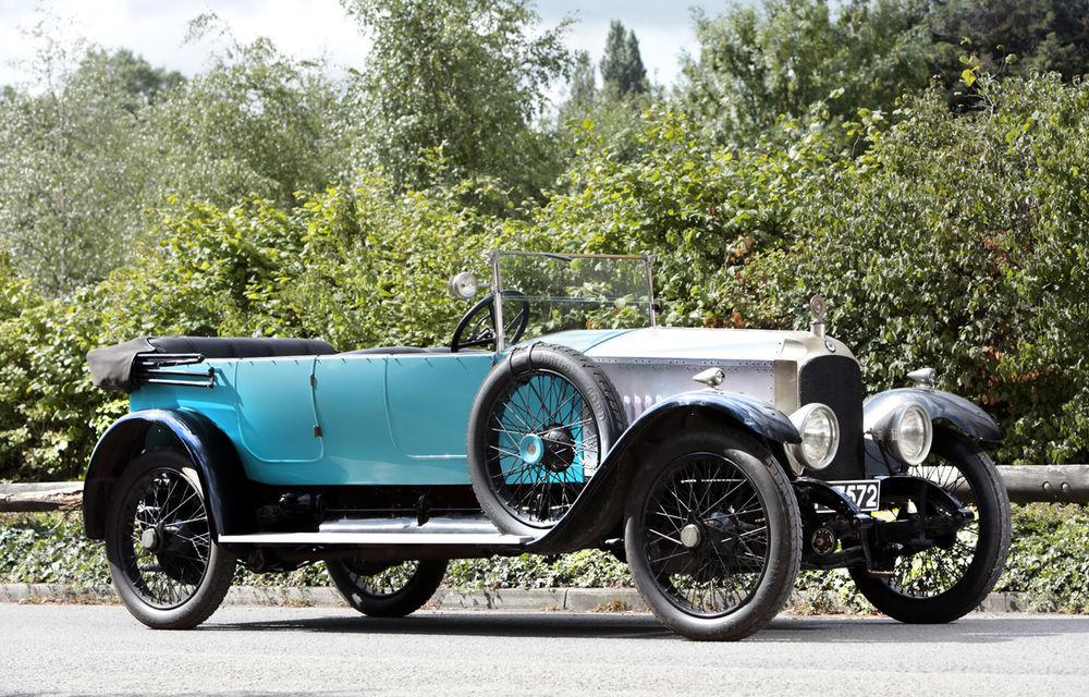 Povești auto: Vauxhall, alter ego-ul britanic al mărcii Opel - Poza 16
