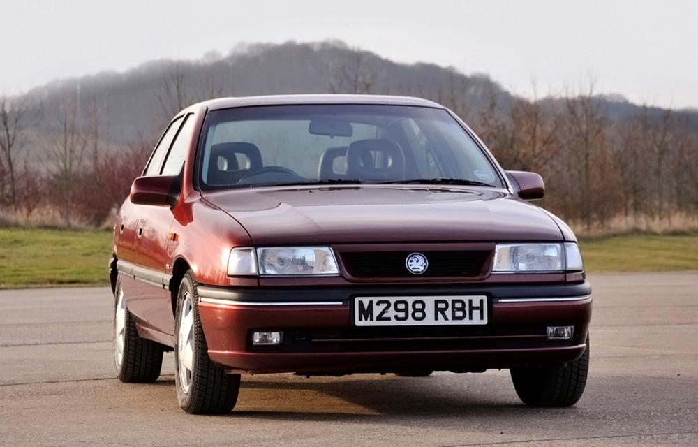 Povești auto: Vauxhall, alter ego-ul britanic al mărcii Opel - Poza 7