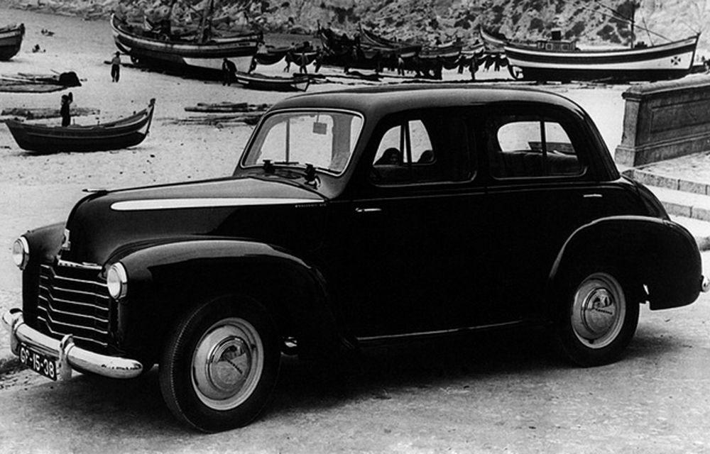 Povești auto: Vauxhall, alter ego-ul britanic al mărcii Opel - Poza 22