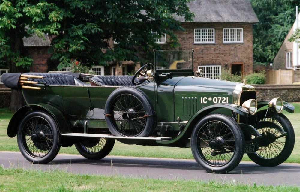 Povești auto: Vauxhall, alter ego-ul britanic al mărcii Opel - Poza 9