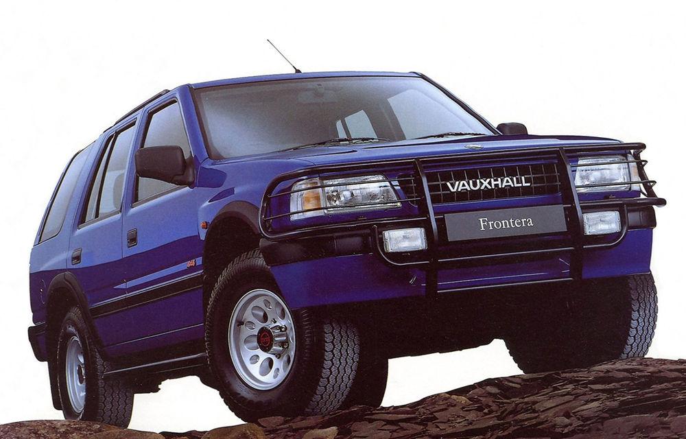 Povești auto: Vauxhall, alter ego-ul britanic al mărcii Opel - Poza 10
