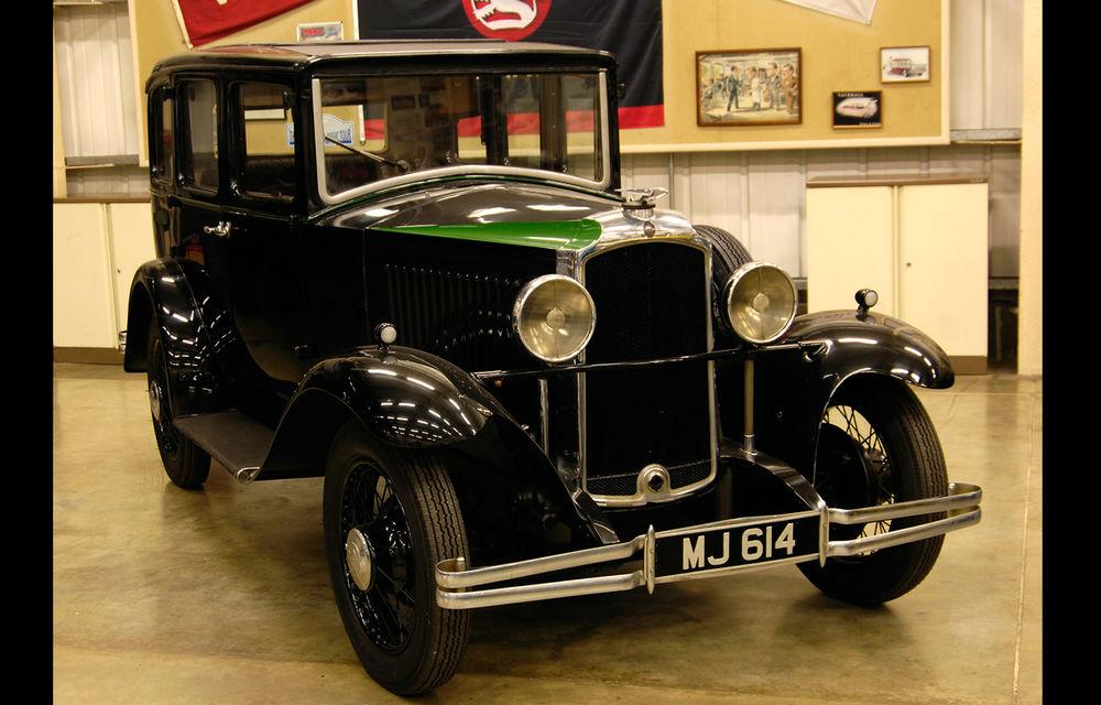 Povești auto: Vauxhall, alter ego-ul britanic al mărcii Opel - Poza 23