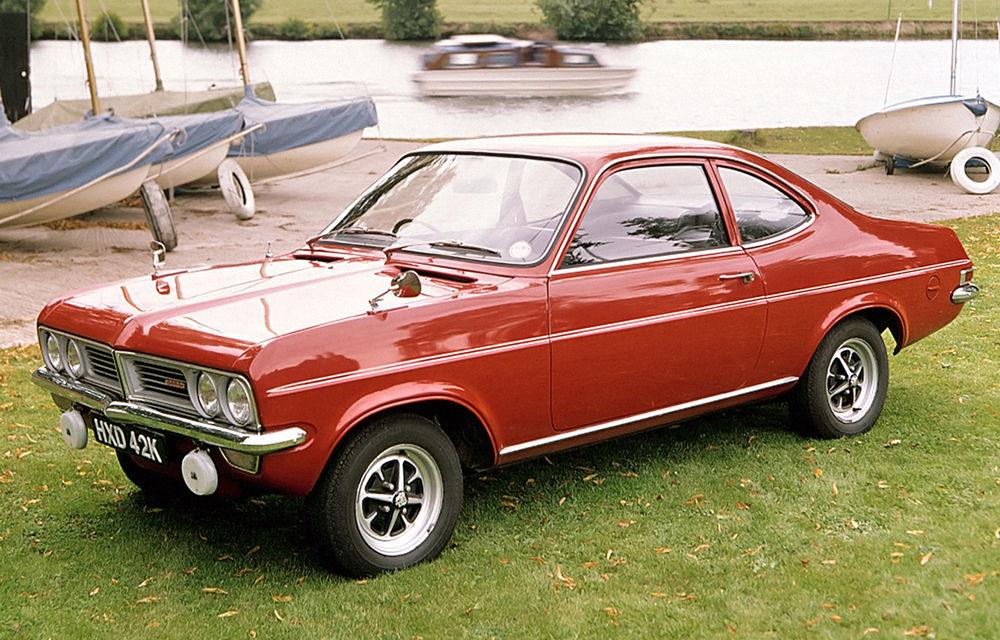 Povești auto: Vauxhall, alter ego-ul britanic al mărcii Opel - Poza 17
