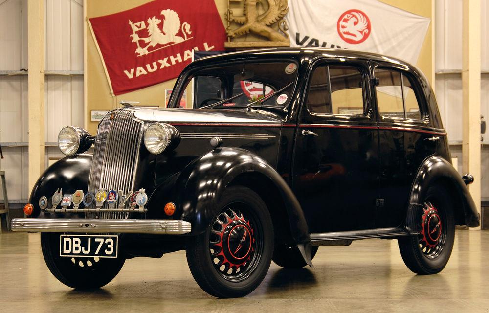 Povești auto: Vauxhall, alter ego-ul britanic al mărcii Opel - Poza 12