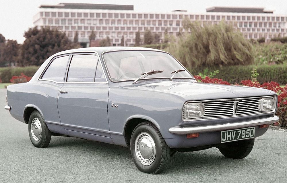 Povești auto: Vauxhall, alter ego-ul britanic al mărcii Opel - Poza 14