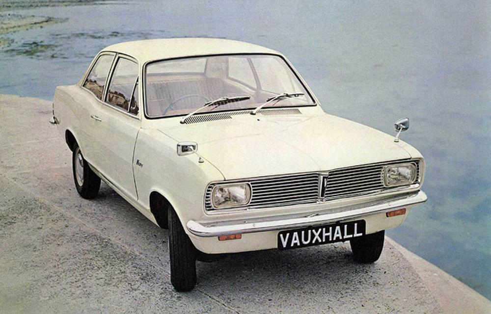Povești auto: Vauxhall, alter ego-ul britanic al mărcii Opel - Poza 13