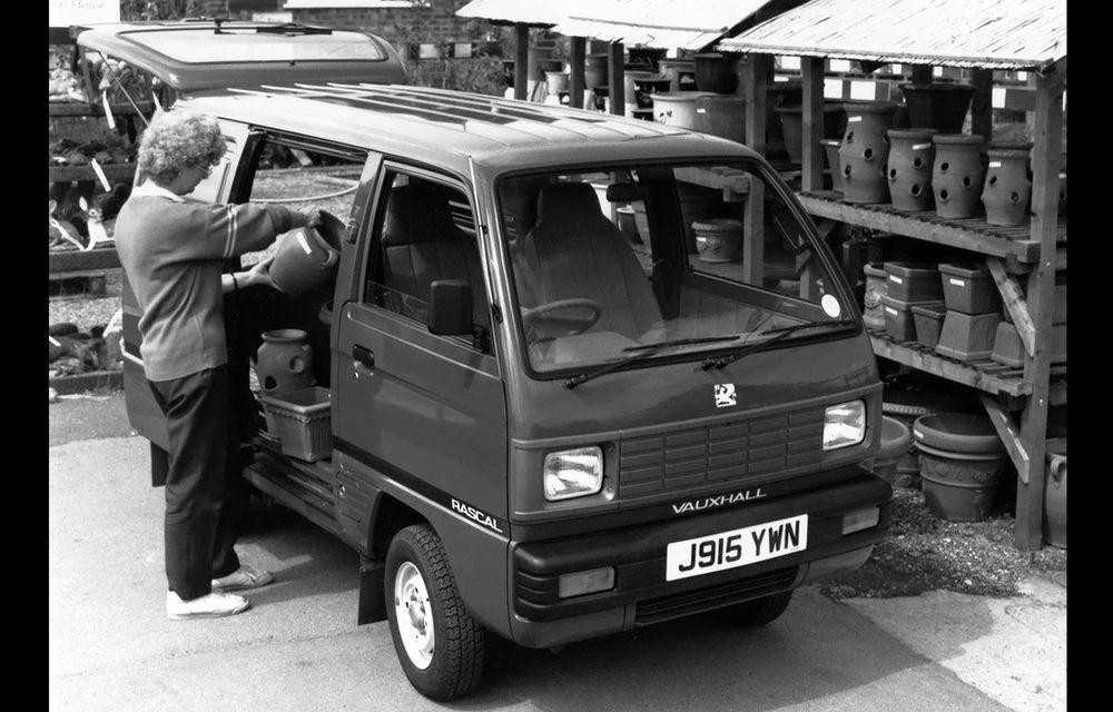 Povești auto: Vauxhall, alter ego-ul britanic al mărcii Opel - Poza 20