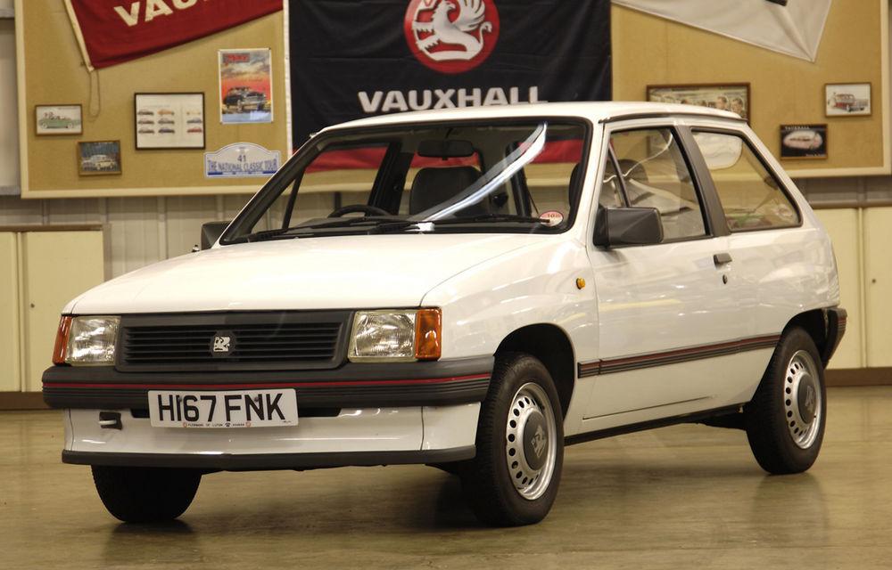 Povești auto: Vauxhall, alter ego-ul britanic al mărcii Opel - Poza 18