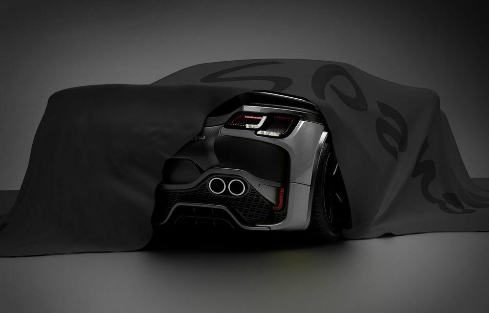 Spaniolii recidivează cu un supercar îmbunătăţit: GTA Spano are acum 925 de cai putere - Poza 1
