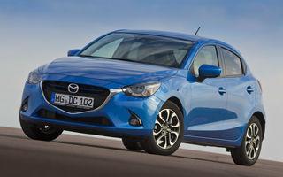 Noua generație Mazda2 a sosit în showroom-urile românești