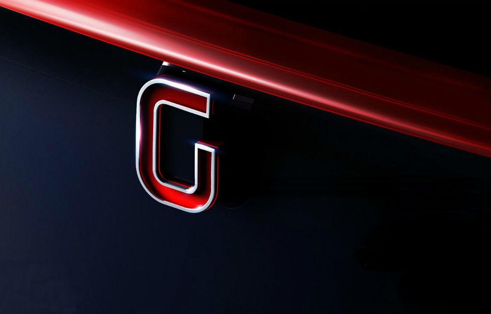 Giugiaro se pregăteşte să expună un nou concept futurist - Poza 1