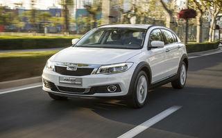 Qoros 3 City SUV: chinezii aduc în Europa primul lor SUV compact