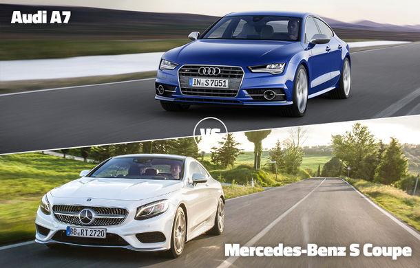 E ziua marilor finale în Autovot 2015: VW Passat vs. Mazda6 la categoria Maşini Accesibile şi Audi A7 vs. Mercedes S Coupe la Maşini Premium - Poza 2