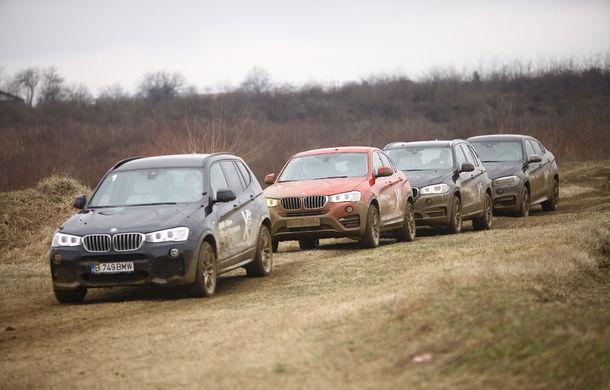 BMW xDrive Offroad Experience: o demonstrație de forță în off-road în 10 orașe din țară - Poza 10