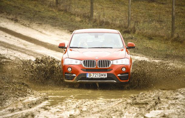 BMW xDrive Offroad Experience: o demonstrație de forță în off-road în 10 orașe din țară - Poza 8