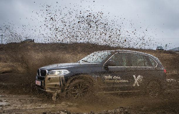 BMW xDrive Offroad Experience: o demonstrație de forță în off-road în 10 orașe din țară - Poza 7