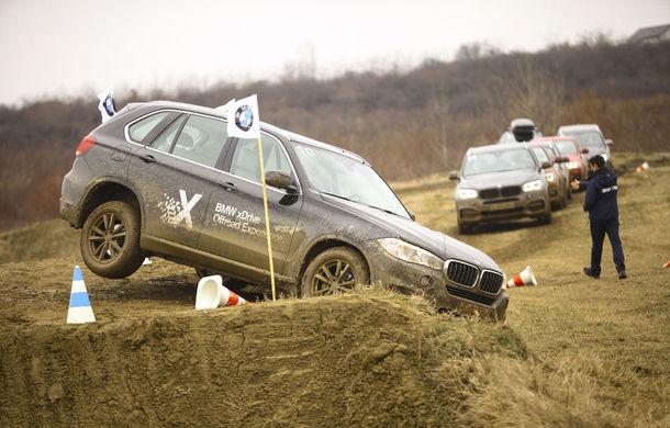 BMW xDrive Offroad Experience: o demonstrație de forță în off-road în 10 orașe din țară - Poza 2
