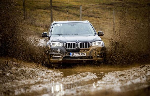 BMW xDrive Offroad Experience: o demonstrație de forță în off-road în 10 orașe din țară - Poza 1