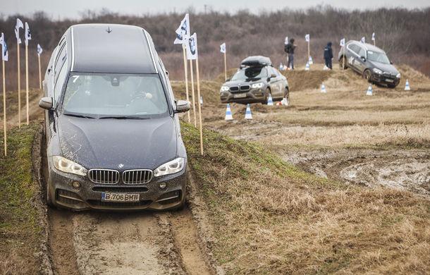 BMW xDrive Offroad Experience: o demonstrație de forță în off-road în 10 orașe din țară - Poza 6