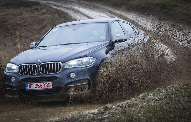 BMW xDrive Offroad Experience: o demonstrație de forță în off-road în 10 orașe din țară - Poza 4